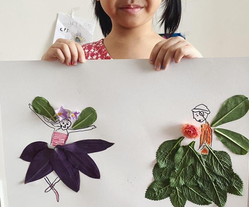 Art & Craft Lesson Makes You Happier