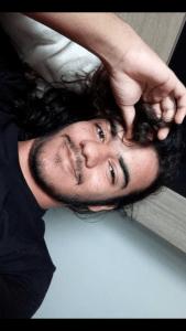 Ryan Claudio, aprovado em comunicação social pelo PAS
