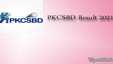 PKCSBD Result