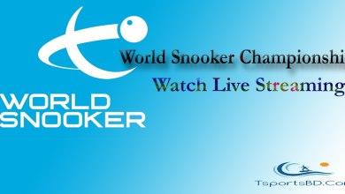 Snooker Championship 2021