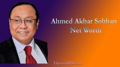 Ahmed Akbar Sobhan Net Worth