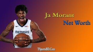 Ja Morant Net Worth & Net Worth
