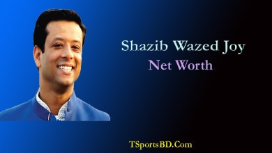 Shazib Wazed Joy Net Worth
