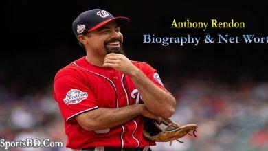 Anthony Rendon Net Worth