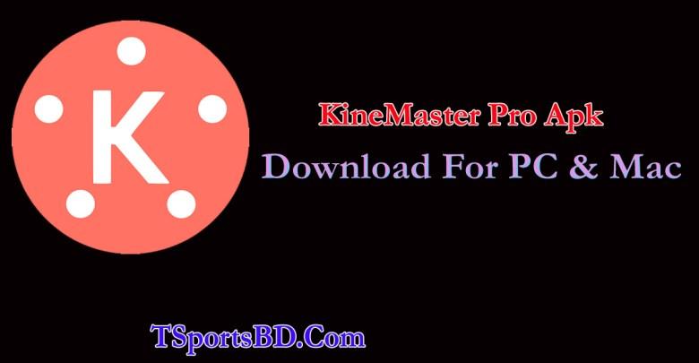 Kinemaster Apk For PC