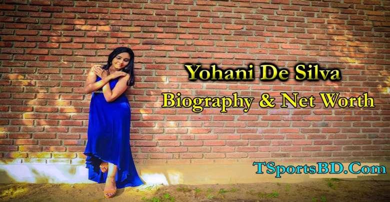 Yohani (Singer) Biography, Net Worth, Wiki, Age, Boyfriend, Family & Life Story