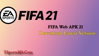 FIFA Soccer Web App APK 21