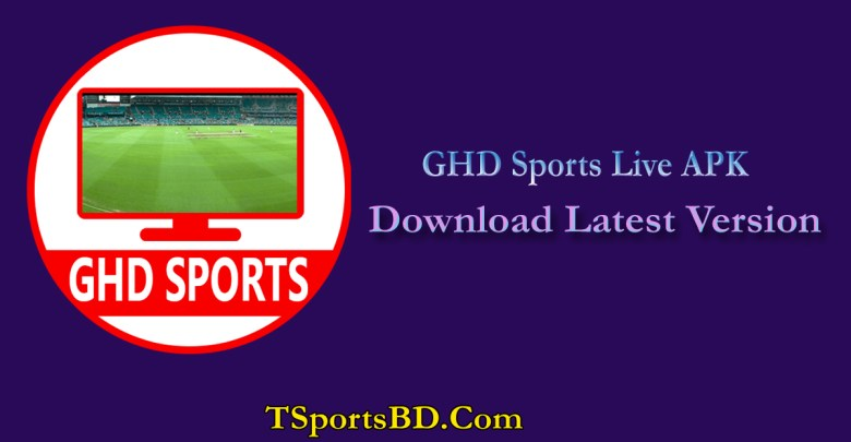 GHD Sports Live APK Download