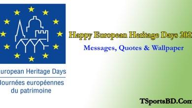 Happy European Heritage Days 2021