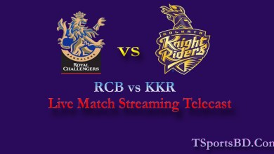 KKR vs RCB Live