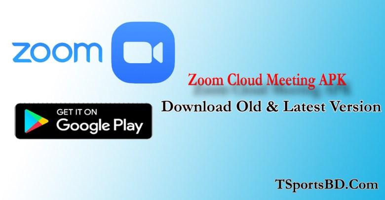 Zoom Cloud Meetings APK
