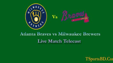 Atlanta Braves vs Milwaukee Brewers Live