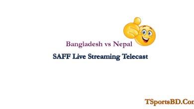 Bangladesh vs Nepal Live