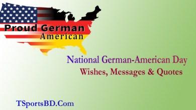 National German-American Day