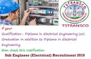 TSTRANSCO SE Recruitment 2018 Syllabus