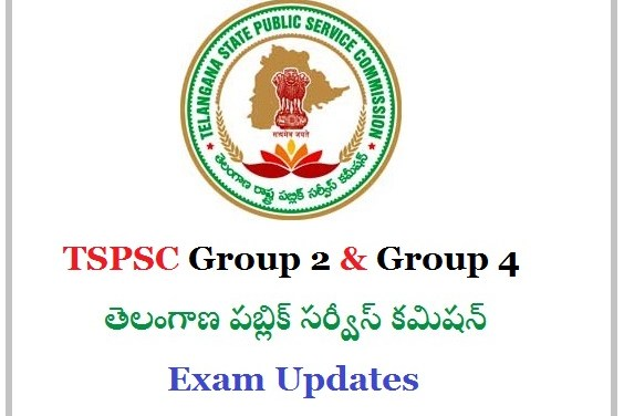 TSPSC Group 2, Group 4 Service Posts List – Exam Updates