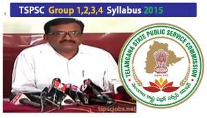 TSPSC Groups I II III IV Exam Syllabus PDF