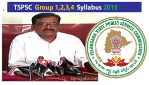 TSPSC Groups I II III IV Exam Syllabus PDF