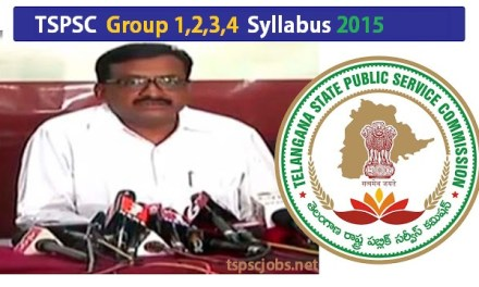 Download Telangana Group I,II,III,IV Exam Syllabus – TSPSC Updates