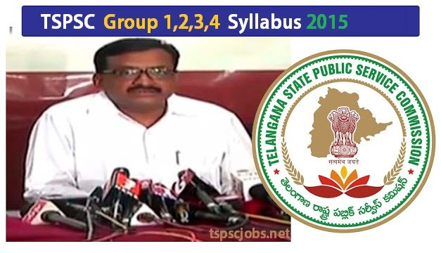 Download Telangana Group I,II,III,IV Exam Syllabus – TSPSC Updates