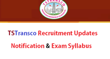 TSTransco Notification 2015