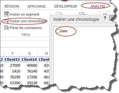 Excel 2013: au moins 5 différentes techniques pour appliquer les filtres dans les tableaux croisés dynamiques (partie 2)