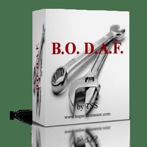 Savez-vous pourquoi le Boîte à Outils du DAF est mon Best seller?