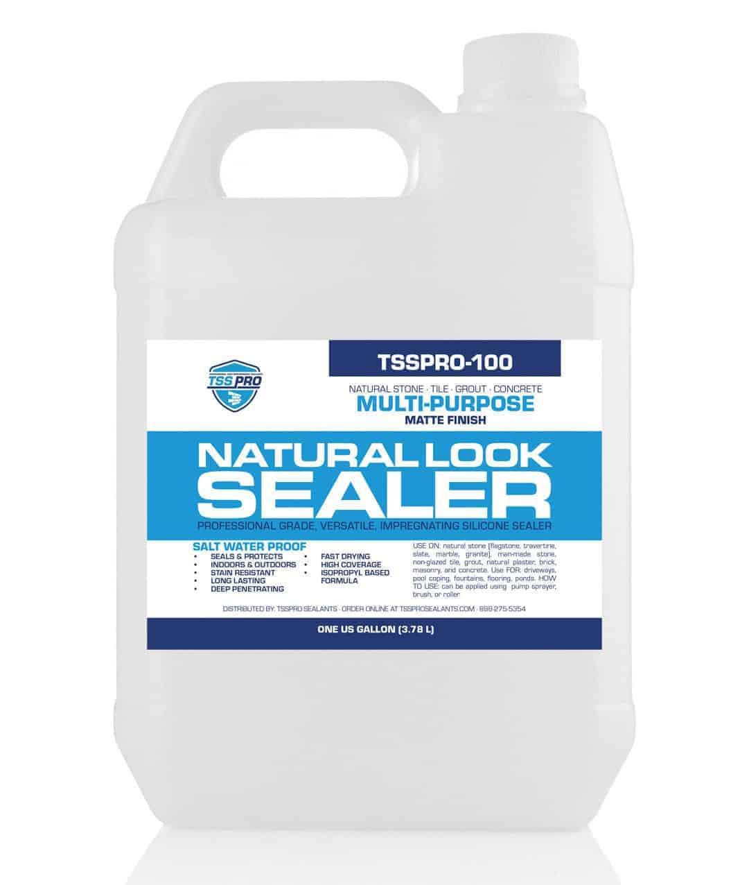 tsspro 100 natural look sealer solvent based sealer