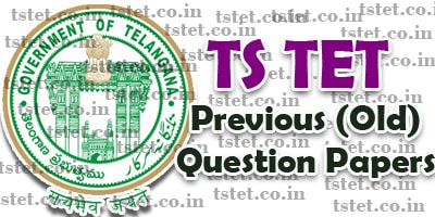 TS TET Previous Question Papers Download-min