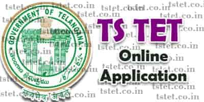 TS TET Online Application