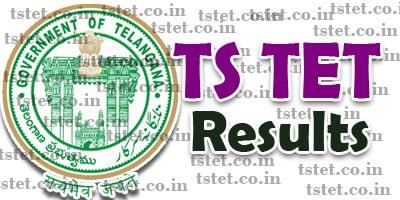 TS TET Results