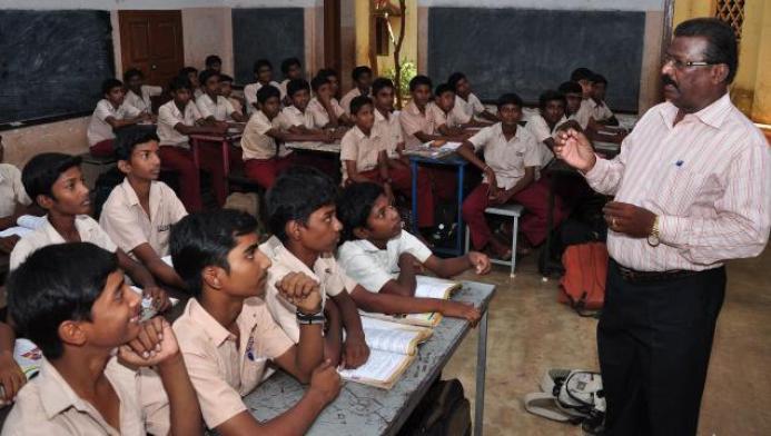 TET is Must for Pvt School Teachers