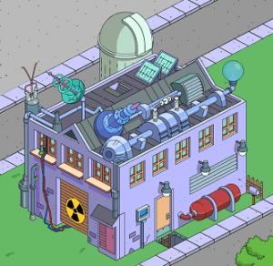 TSTO Frink's Lab