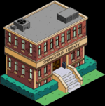 Thesimpsonstappedoutspringfieldlibrary