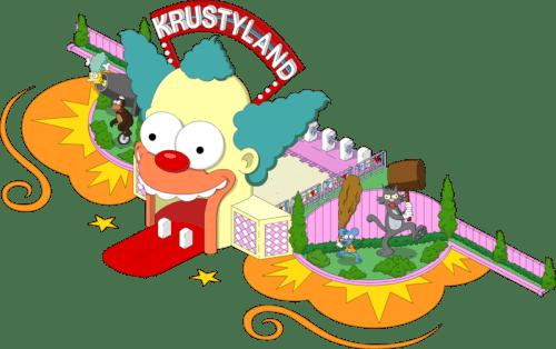 TSTO Krustyland krustyland entrance