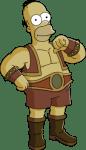 Homer_Strongman