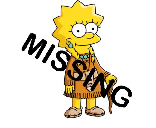 missing lisa