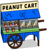 Tapped_Out_Peanut_Cart