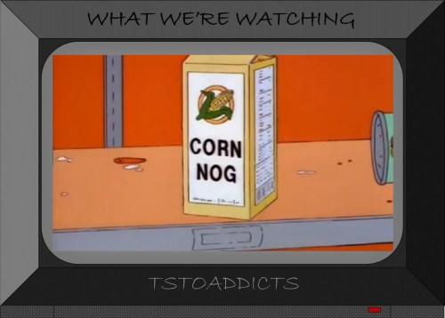 Corn Nog