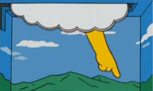 Sky Finger