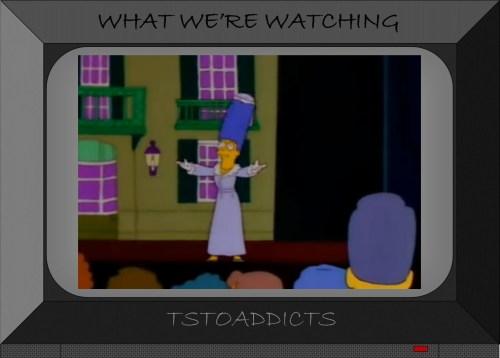 Mardi Gras Marge