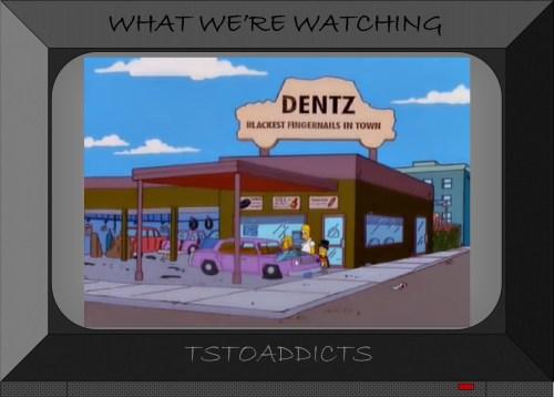 Simpsons Car Dentz