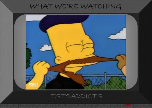 Bart's Mustache