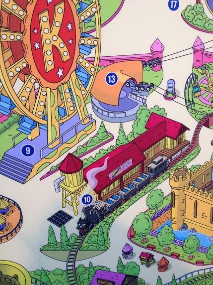 KL Map Ferris Wheel
