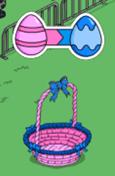 Pink Neighbor Basket