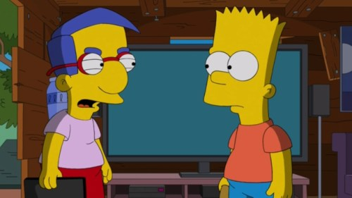The Simpsons Luca$ Promotional Photo 2