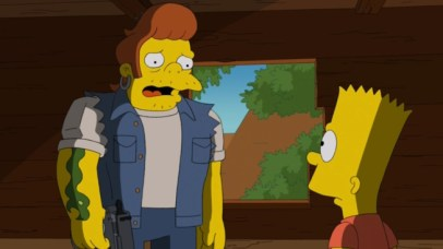 The Simpsons Luca$ Promotional Photo 4