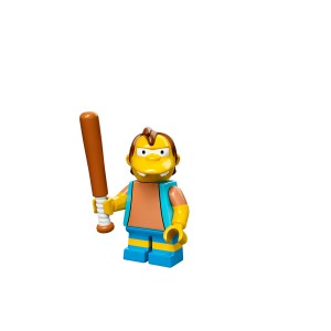 LEGO 71005_1to1_Nelson Muntz