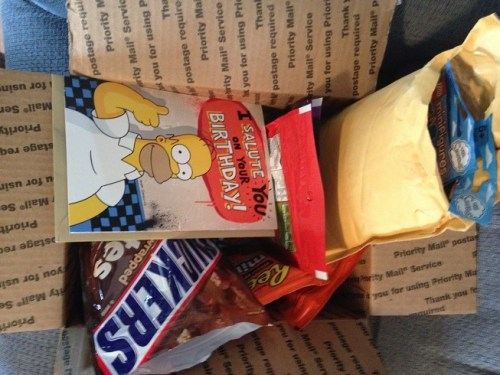 Bday Package