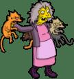 crazy cat lady 3